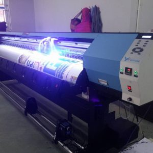 Máy in UV cuộn Fortune YF3200UV